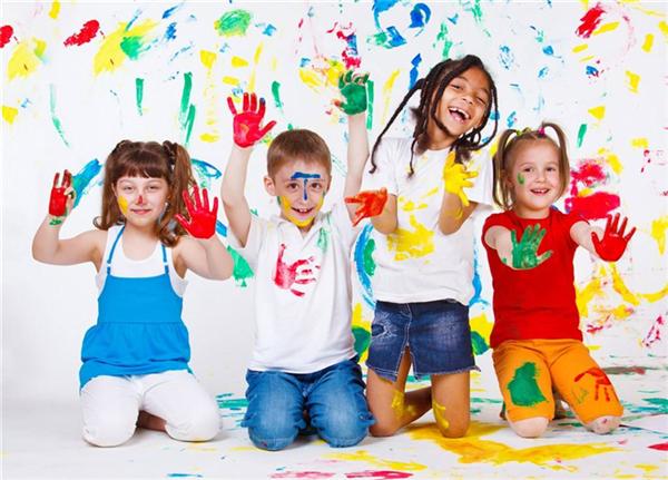 旧地面翻新养护之幼儿园走廊怎么设计比较好?-航特地坪漆厂家