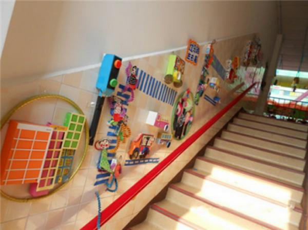 幼儿园楼道/走廊的墙面如何装修?-航特地坪漆厂家