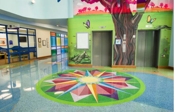 想知道把幼儿园装修得又漂亮又吸引人请选择塑立得涂料厂家