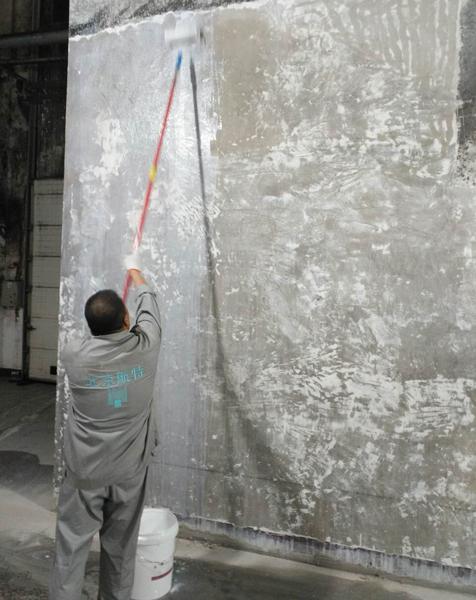 防霉抗菌墙面涂料,让旧仓库、旧厂房墙面翻新花少钱,办对事!-航特涂料厂家