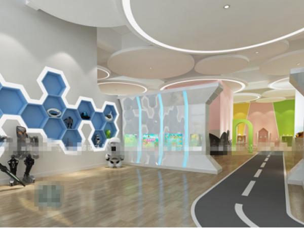 教你一招,校方选择哪种幼儿园墙面漆涂料-航特墙面漆厂家