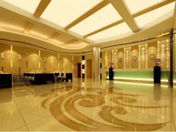 酒店的大理石地面怎么养护(反馈塑立得涂料用过都说好)-航特地坪漆
