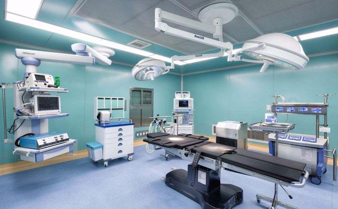 医院手术室墙地一体化材料选择,怎样最省钱?
